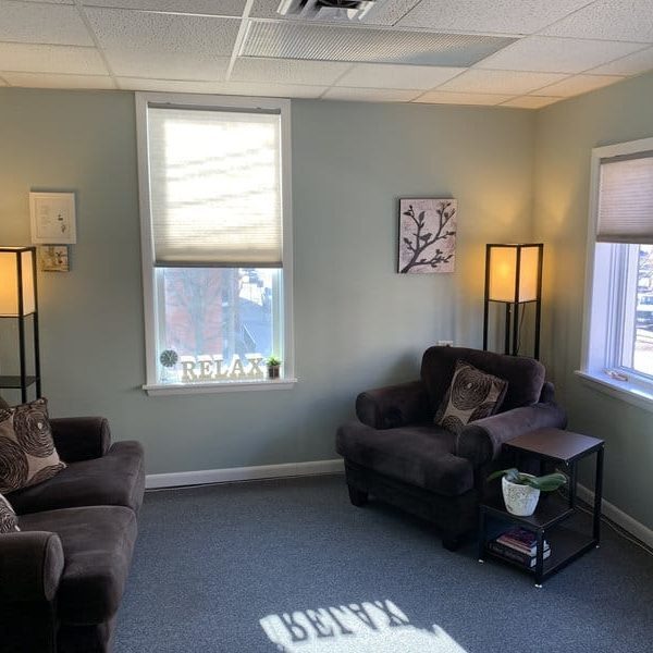 counseling and therapy room 2 at lodestone woodstock il